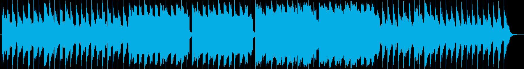童謡「こいのぼり」シンプルなアレンジの再生済みの波形