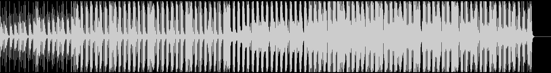 独特な雰囲気のトラップ(インスト)の未再生の波形