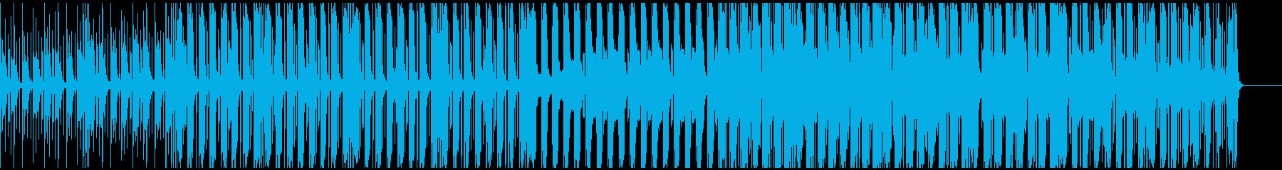 独特な雰囲気のトラップ(インスト)の再生済みの波形