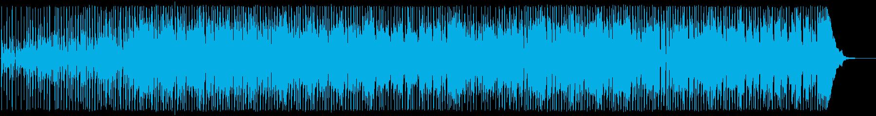 イージーリスニング 楽しげ ハイテ...の再生済みの波形