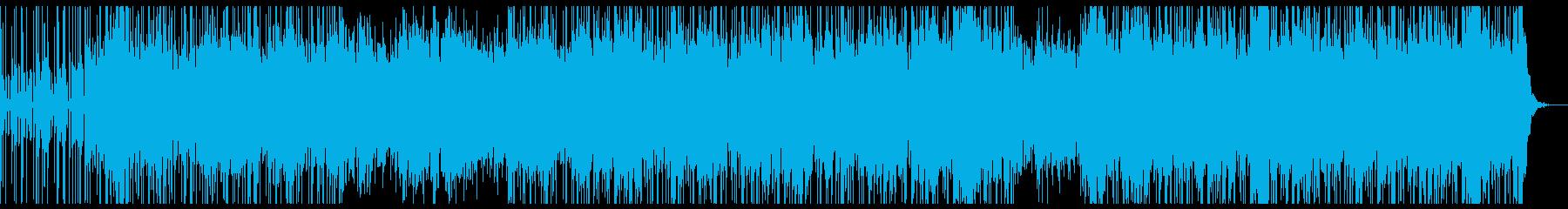実験的 ポジティブ 明るい テクノ...の再生済みの波形