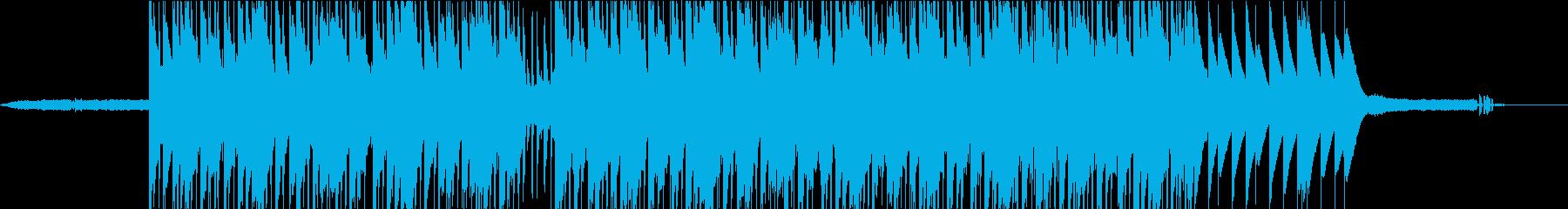 Lo-fiピアノのhiphopの再生済みの波形