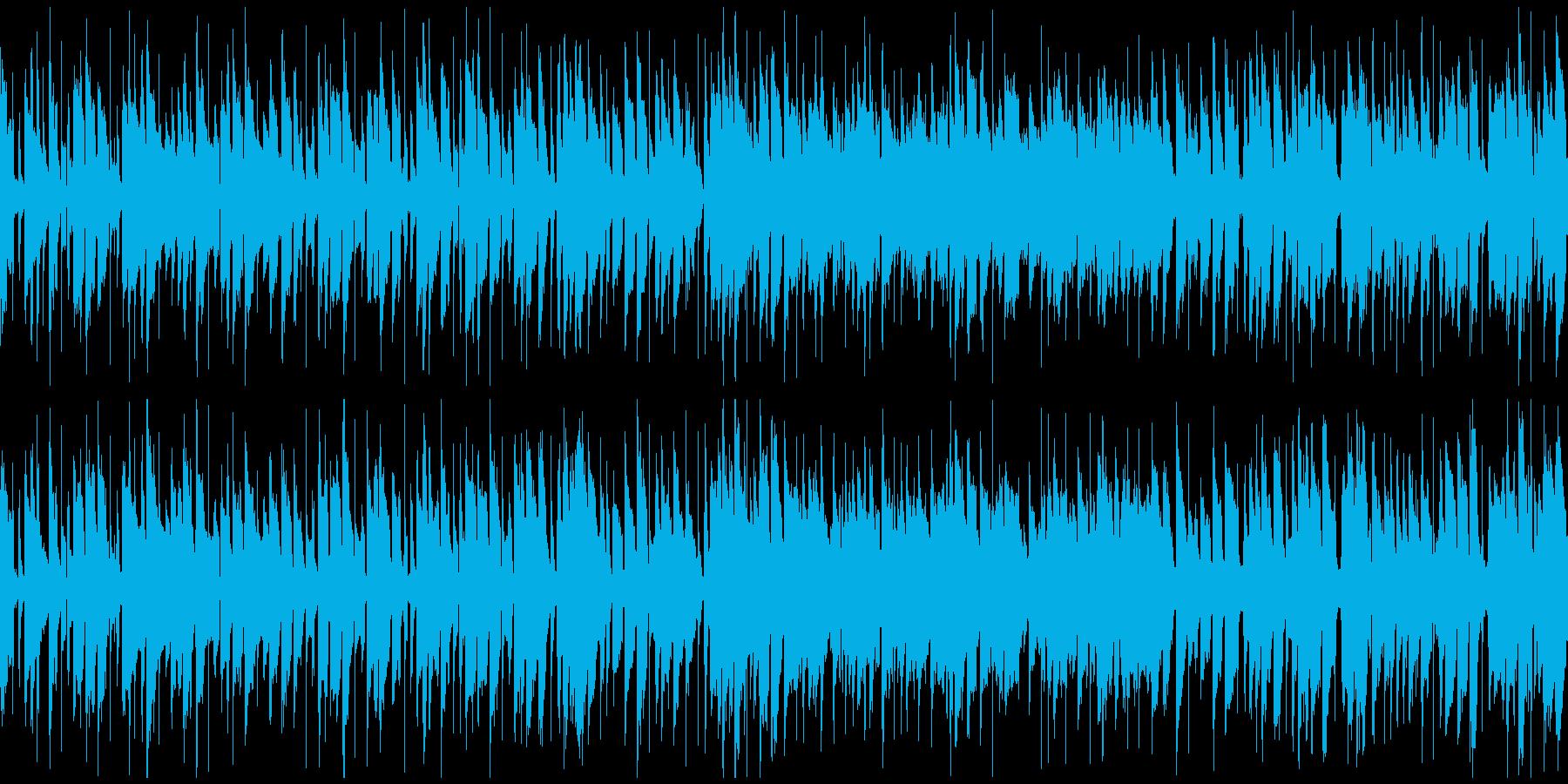 ほのぼのリコーダー ※ループ仕様版の再生済みの波形