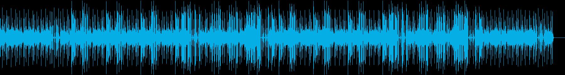ウクレレ・ほのぼの・リラックス・バカンスの再生済みの波形