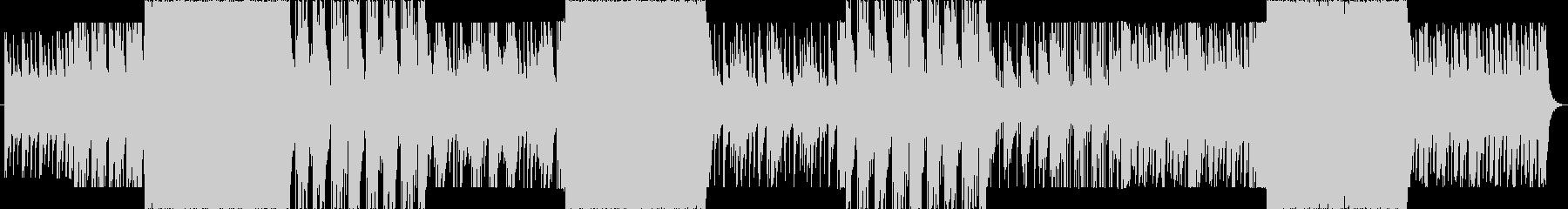 和やかさと重さが調和するチルトラップの未再生の波形