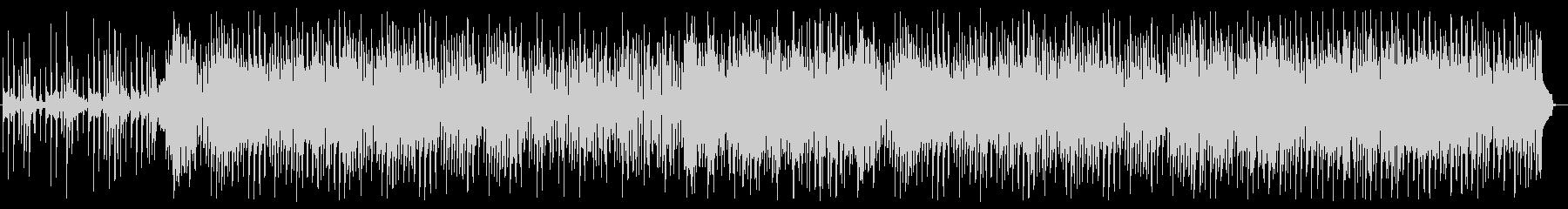 優しく切ないピアノインストBGMの未再生の波形
