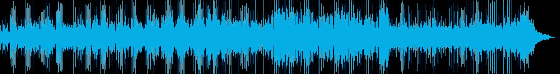 きらきらした音でファンタジックなかわいさの再生済みの波形
