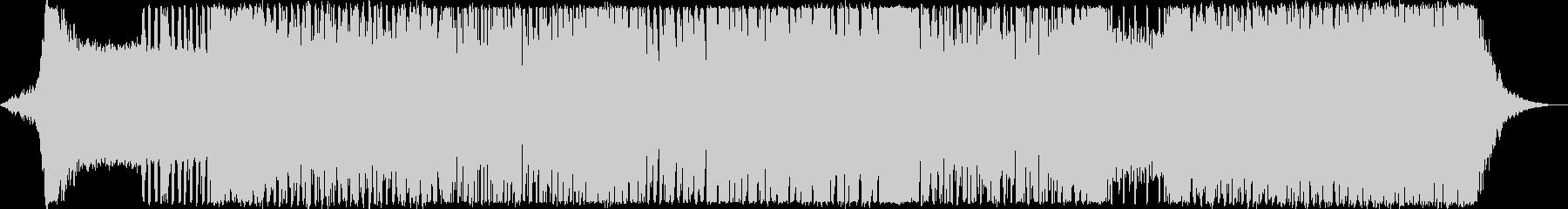 ブレイク系のダンスやレース・競争系BGMの未再生の波形
