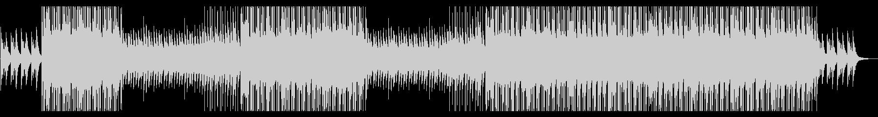 ピアノが印象的な切ないバラードの未再生の波形