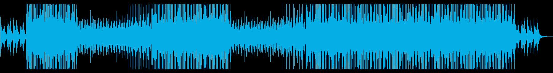 ピアノが印象的な切ないバラードの再生済みの波形