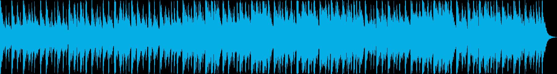 和楽器でダンストランスの再生済みの波形