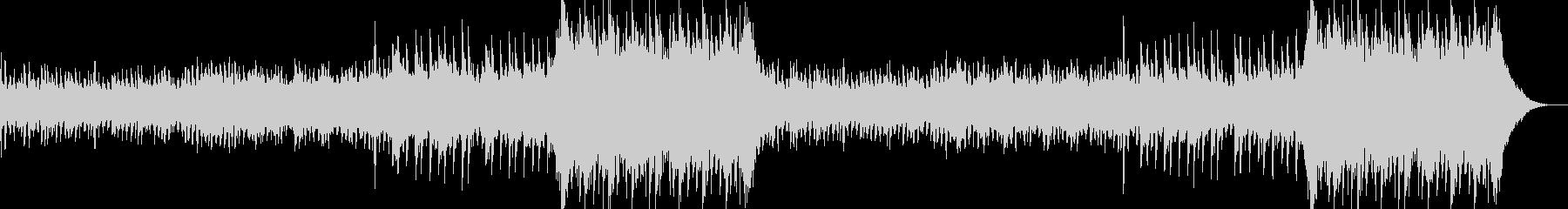 企業VPや映像36、壮大、オーケストラaの未再生の波形