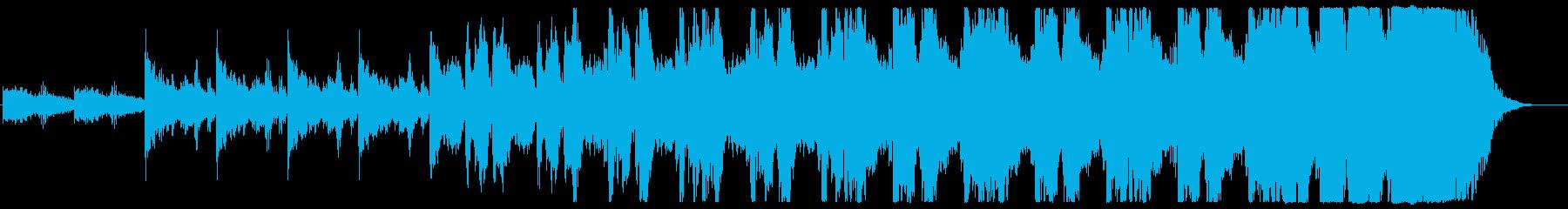ブレイクビーツ 実験的な 未来 テ...の再生済みの波形