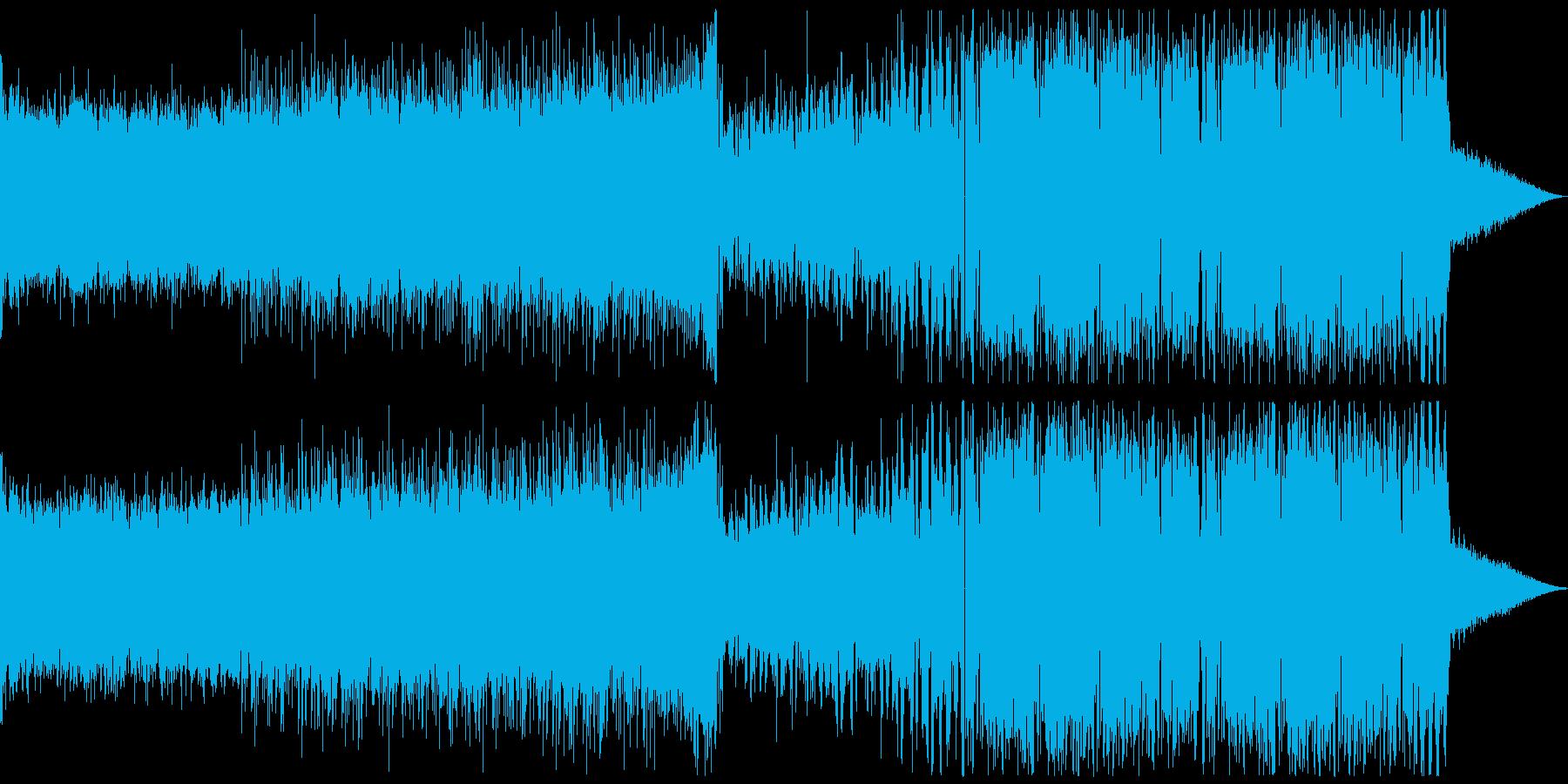 Overture/EDM/Hardの再生済みの波形