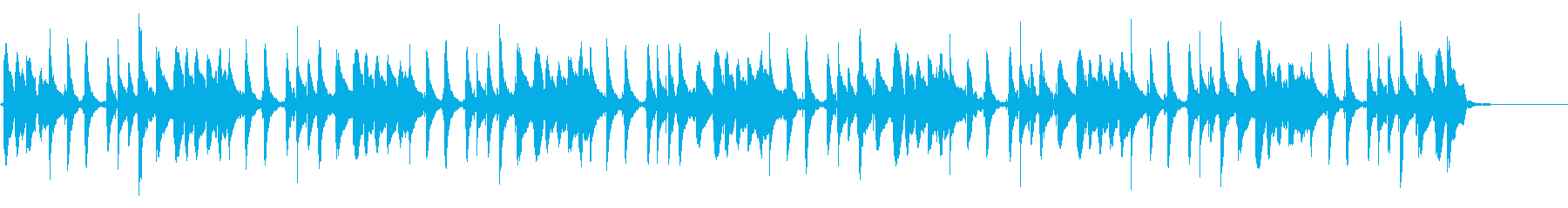 【アコギ生演奏】ちょっと悪さをする時の再生済みの波形