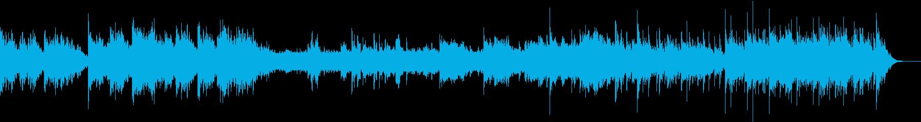 夢のようなエレピの旋律が儚い幻想曲の再生済みの波形