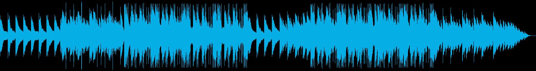 感動的なスローポップ/ピアノとギターと。の再生済みの波形
