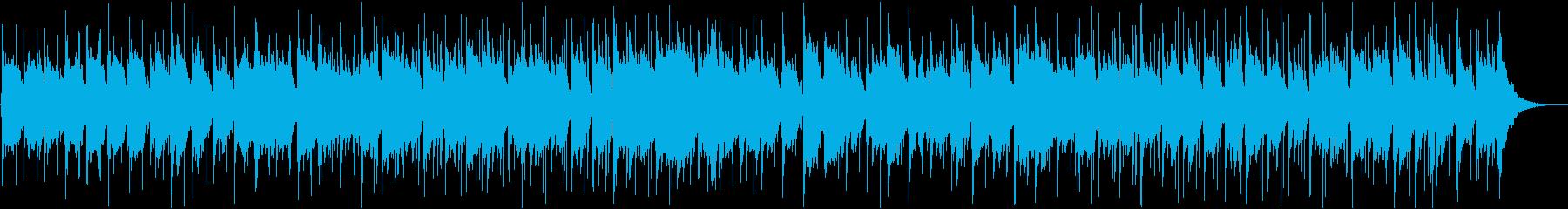 夏の切ない美しいカントリーポップバラードの再生済みの波形