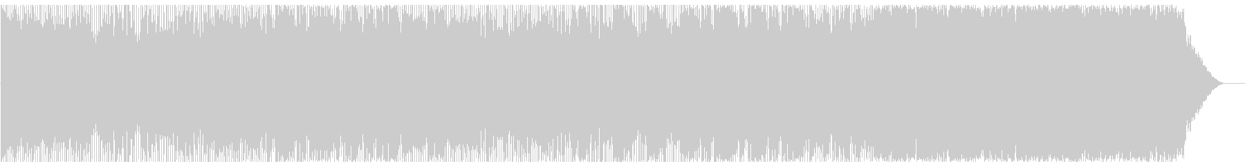 ロッキングオルタナティブソングはフ...の未再生の波形