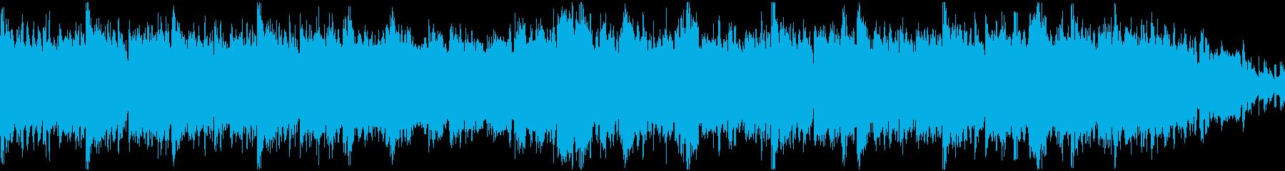 オープニング風企業VP,CM曲ループ可の再生済みの波形