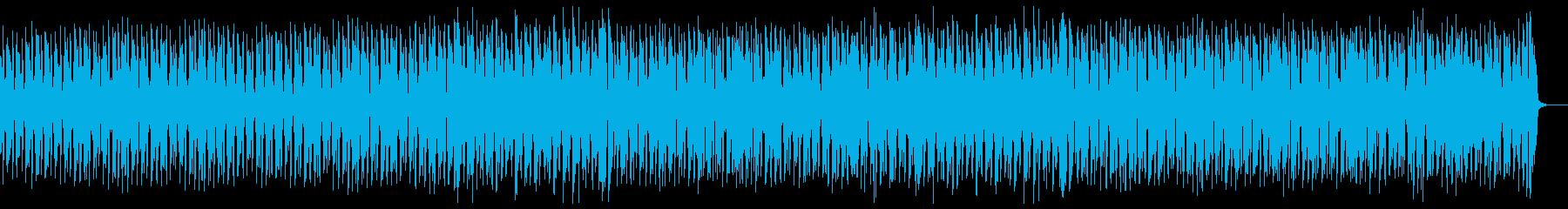 エレガントでクール、美しいジャズワルツの再生済みの波形