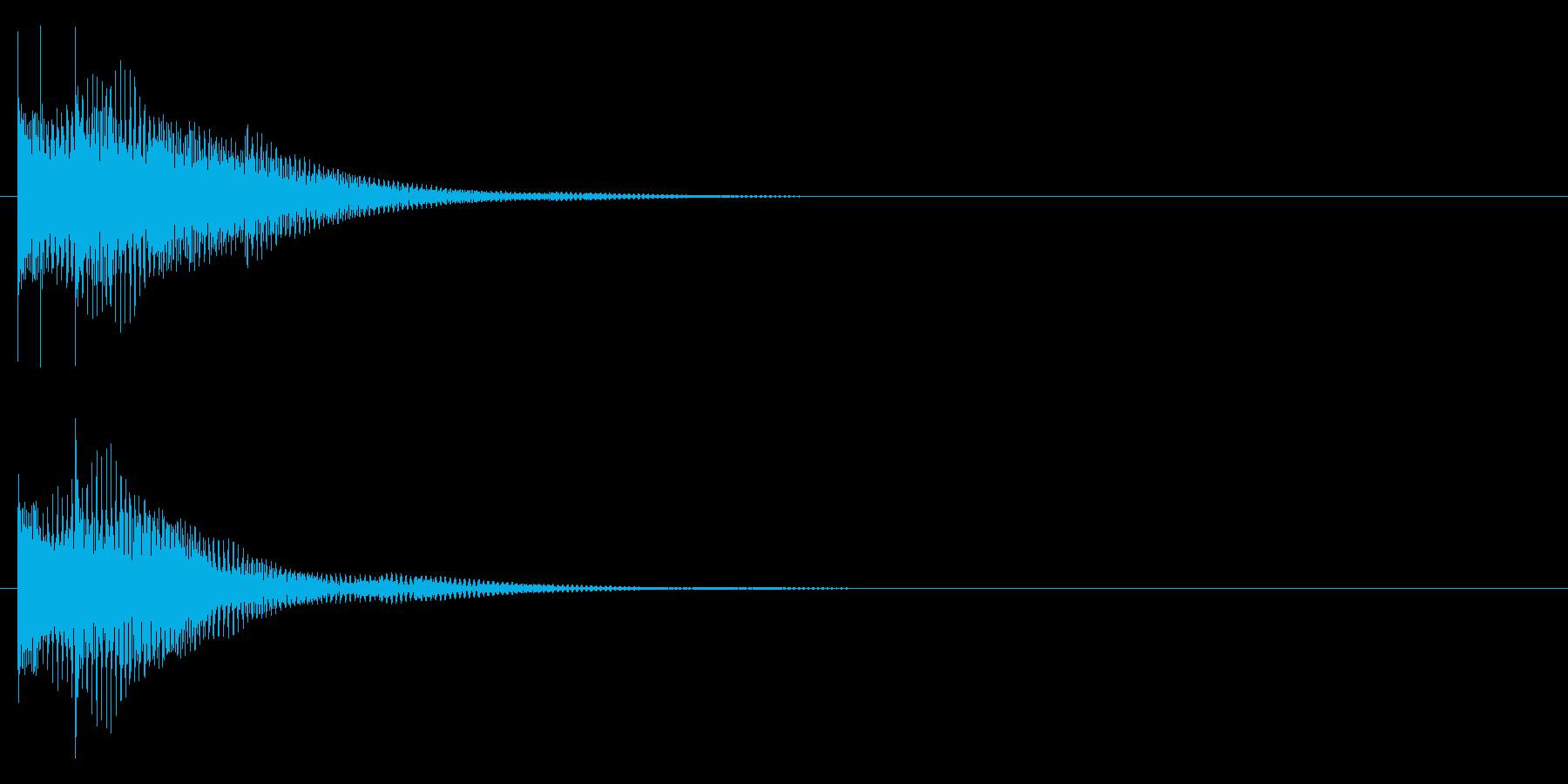 トゥルリンーの再生済みの波形