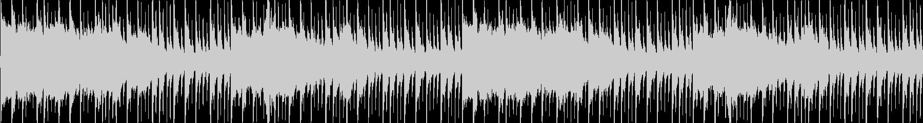【宮廷/アラジン/オリエンタルなBGM】の未再生の波形