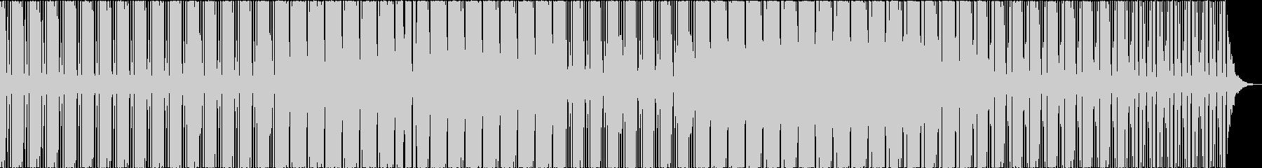 Diveの未再生の波形