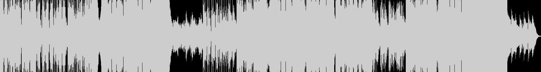シンセが印象的なFuture Bassの未再生の波形