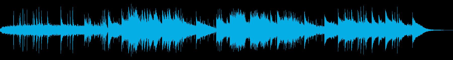 エレクトロニック 感情的 静か エ...の再生済みの波形