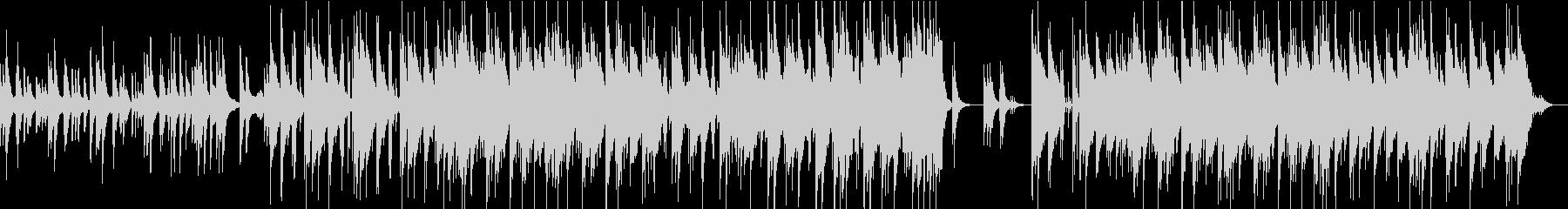 ピアノバンド 哀愁のあるインストの未再生の波形