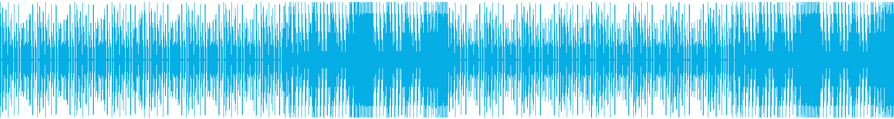 FC-style loop through a pipe's reproduced waveform