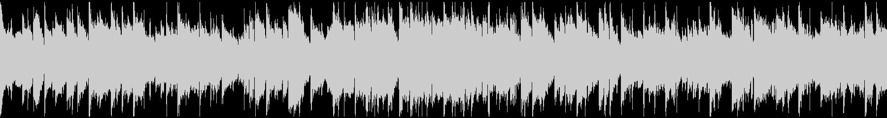 キラキラしたエピローグ的な笛 ※ループ版の未再生の波形