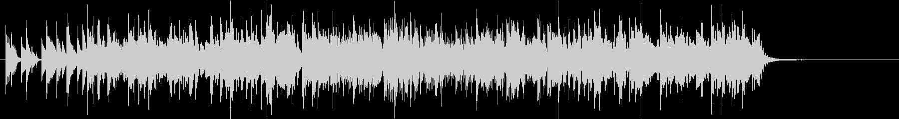 ジングル ワブルベース、EDM、トランスの未再生の波形