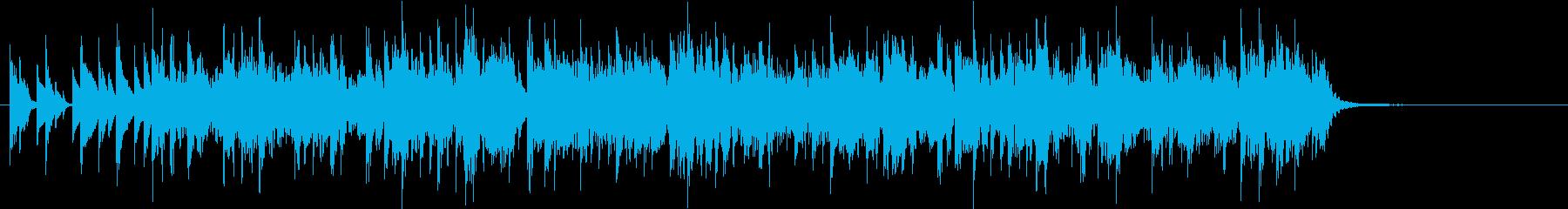 ジングル ワブルベース、EDM、トランスの再生済みの波形