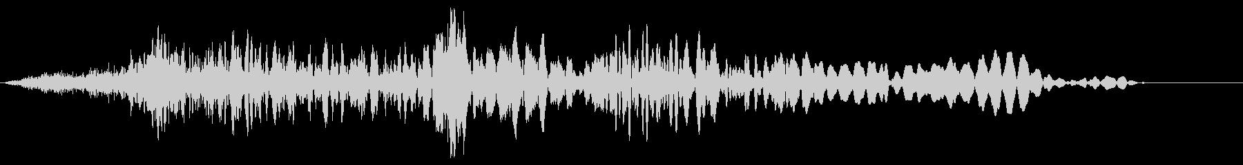 マシンモーフ、変化の影響、シンセシ...の未再生の波形