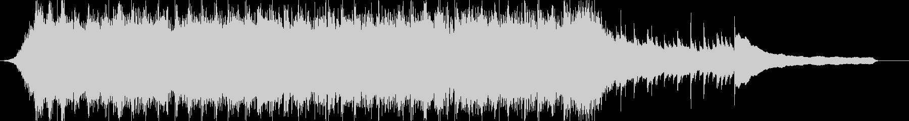 企業VPや映像42、壮大、オーケストラcの未再生の波形