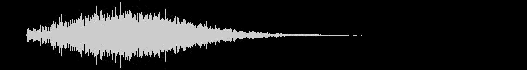 Bell_gliss_m0231の未再生の波形