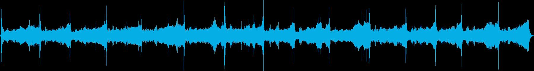 ジェイコブのはしご2;大規模、低周...の再生済みの波形