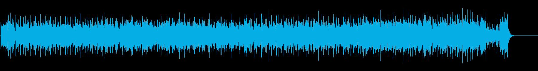陽気な大江戸人情風ジャパネスク・ロマンの再生済みの波形