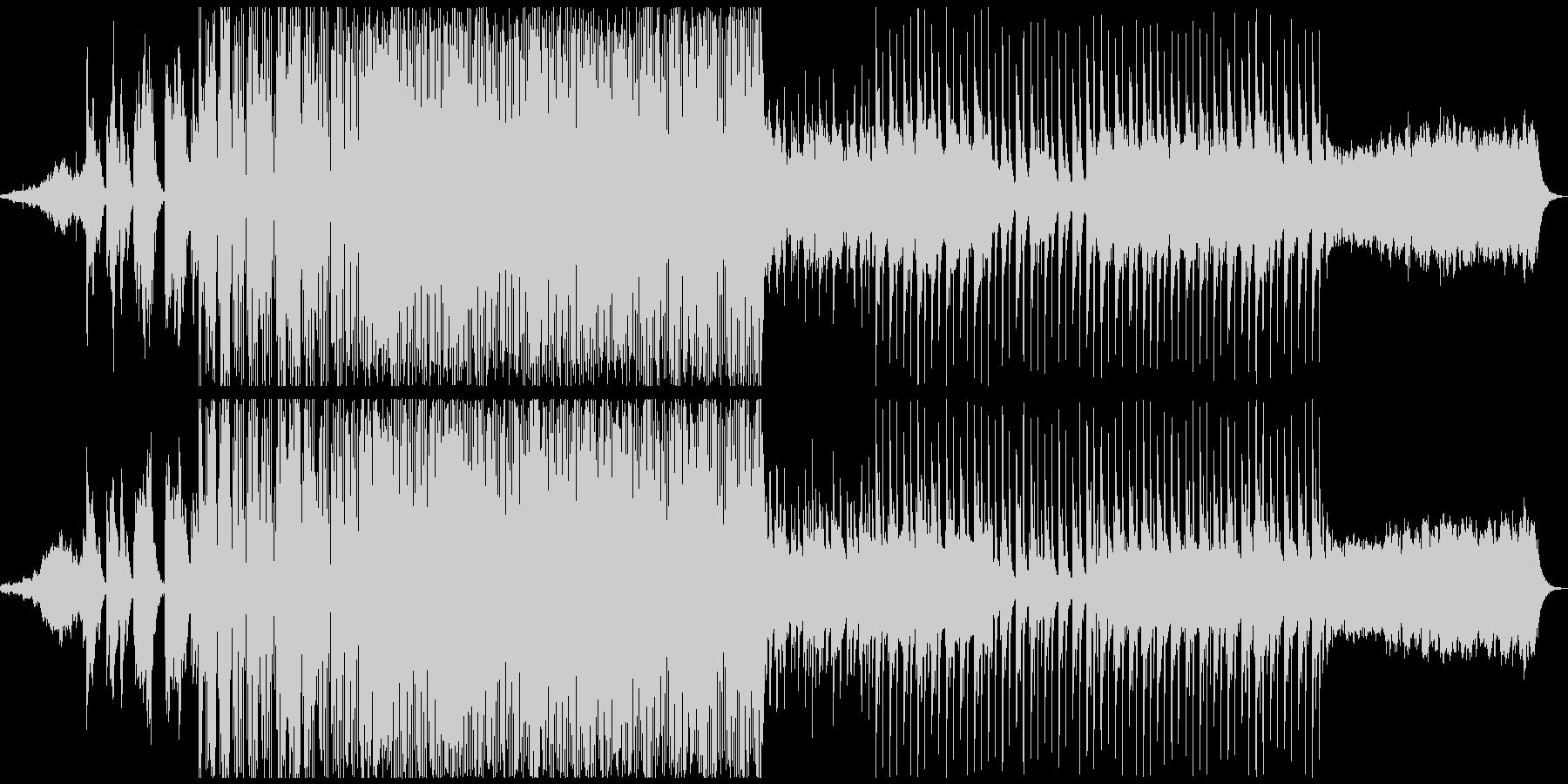 アンビエントミュージック ポジティ...の未再生の波形
