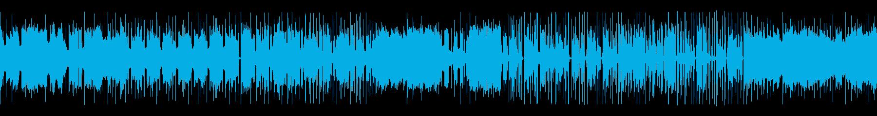 BGM014-03 商品紹介、会社紹介…の再生済みの波形
