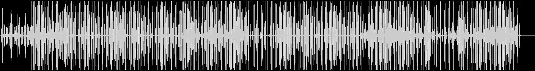 レゲトン、ラテン、ダンスホールトラック♪の未再生の波形