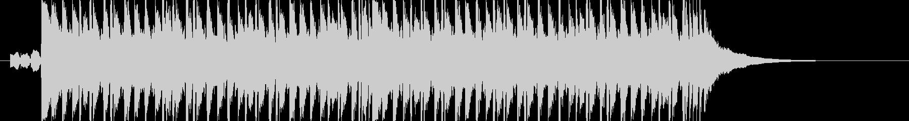 CMや映像、ハッピーなウクレレ、口笛2bの未再生の波形