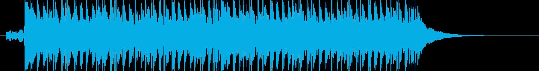 CMや映像、ハッピーなウクレレ、口笛2bの再生済みの波形