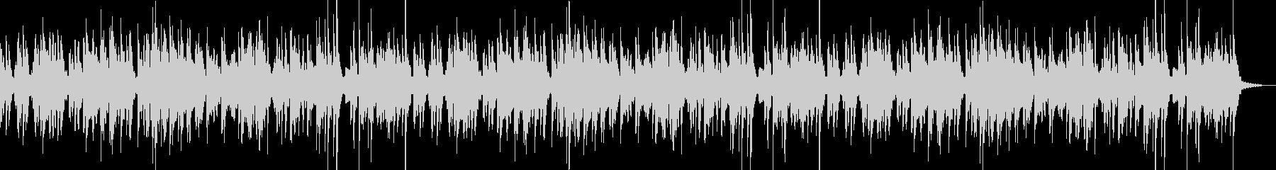 お猿のかごや遅めVibとKB=BPM96の未再生の波形