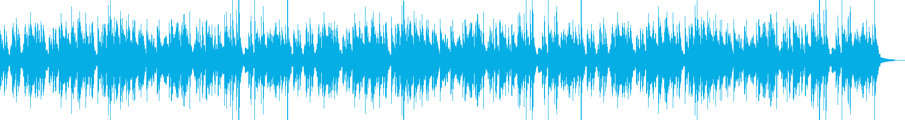 お猿のかごや遅めVibとKB=BPM96の再生済みの波形