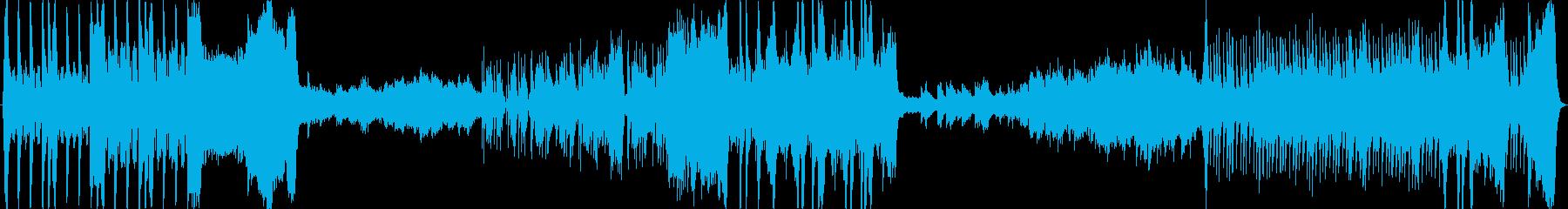 戦闘~癒し系まで/オーケストラ風メドレーの再生済みの波形