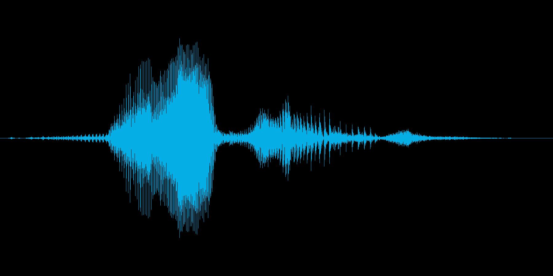 マーヴェラス!(テンション高)の再生済みの波形