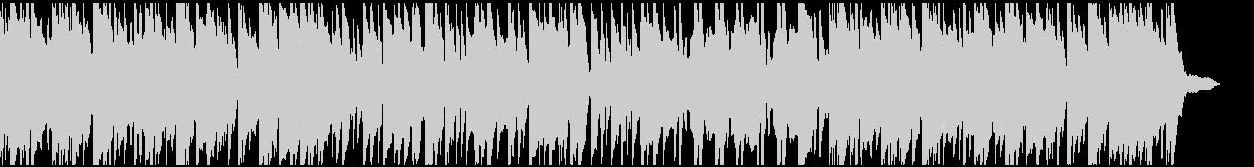 ピアノ、琴、ドゥドゥクでゆったり和な曲の未再生の波形